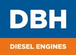 DBH Diesel Engines BV Logo