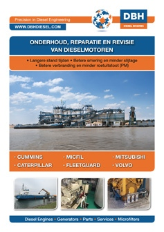 DBH Diesel Engines Brochure